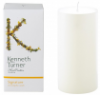 Kenneth Turner Pillar Candle - Signature
