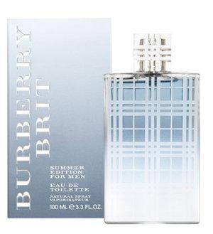 Burberry Brit Summer Cologne For Men (2012)
