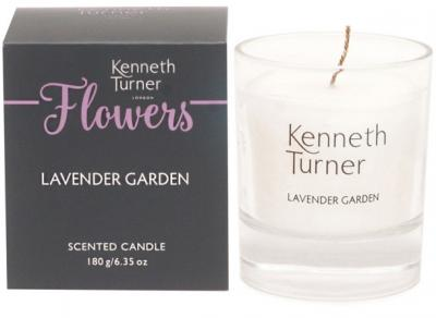 Kenneth Turner Lavender Garden Candle