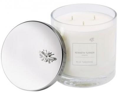 Kenneth Turner White Forest 3 Wick Candle