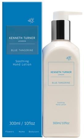 Kenneth Turner Blue Tangerine Hand Lotion