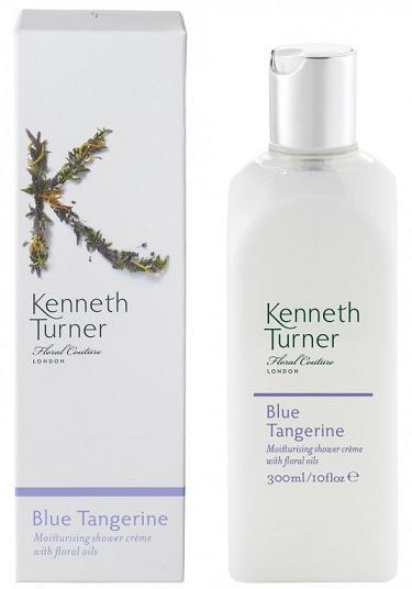 Kenneth Turner Blue Tangerine Shower Cream