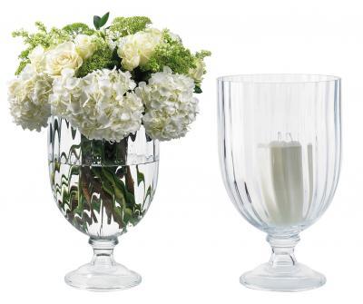Kenneth Turner Optic Vase / Hurricane