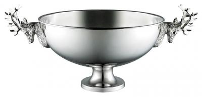 Kenneth Turner Stag Punch Bowl