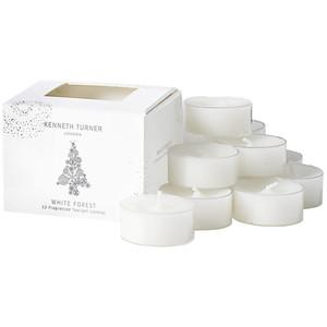 Kenneth Turner White Forest Tealight Candles