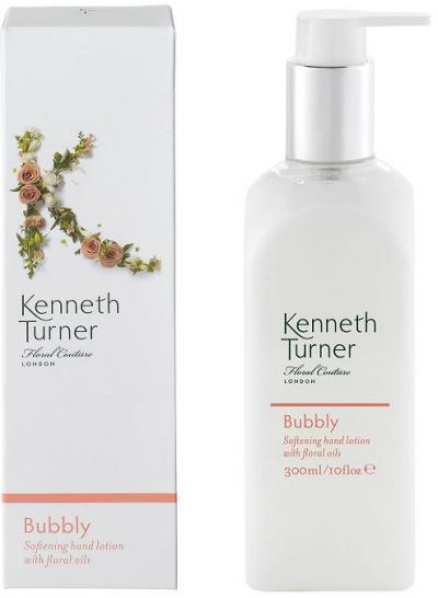Kenneth Turner Hand Lotion - Bubbly