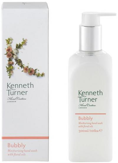 Kenneth Turner Hand Wash - Bubbly