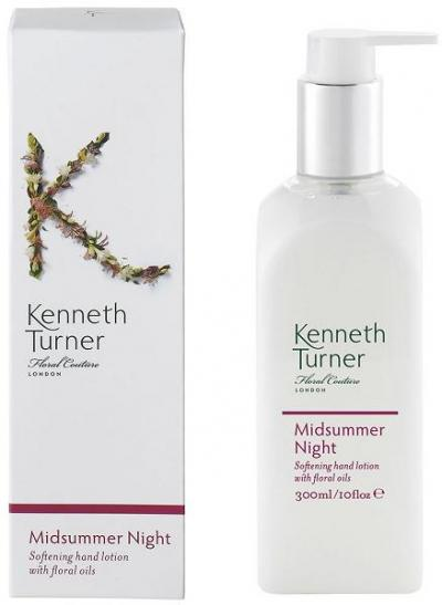 Kenneth Turner Hand Lotion - Midsummer Night