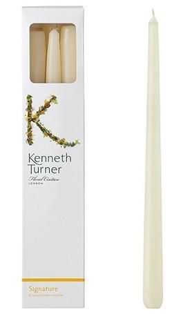 Kenneth Turner Taper Candles - Signature