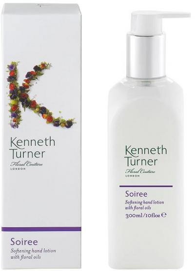 Kenneth Turner Hand Lotion - Soiree