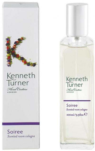 Kenneth Turner Room Cologne Spray - Soiree