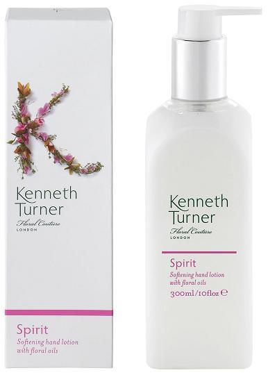 Kenneth Turner Hand Lotion - Spirit