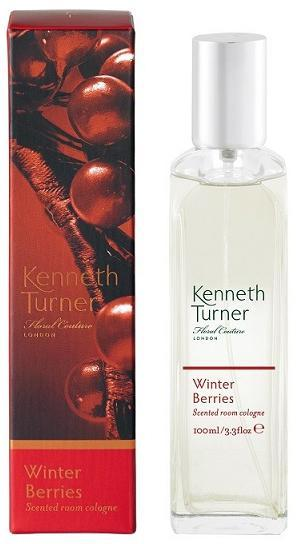 Kenneth Turner Room Cologne Spray - Winter Berries