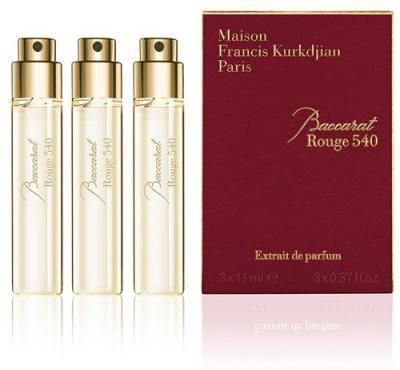 Maison Francis Kurkdjian Baccarat Rouge 540 Extrait de Parfum Refills