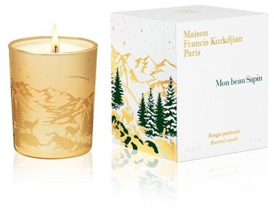 Maison Francis Kurkdjian Mon Beau Sapin Candle