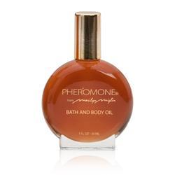 Pheromone Bath and Body Oil
