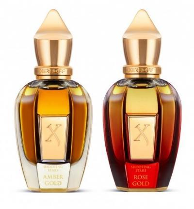 Xerjoff Amber Gold & Rose Gold