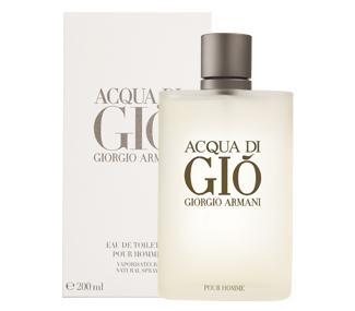 Acqua Di Gio by Giorgio Armani Cologne for Men