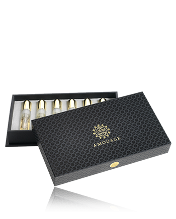 Amouage Sample Set for men - 12 samples