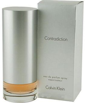Contradiction by Calvin Klein perfume for women