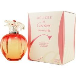 Delices De Cartier Eau Fruitee  by Cartier perfume for women