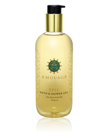 Amouage Epic Woman Shower Gel