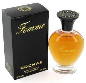 Femme Rochas Perfume For Women
