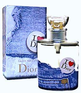 I Love Dior Perfume By Christian Dior