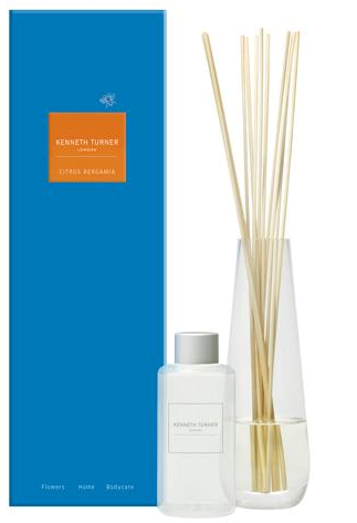 Kenneth Turner Citrus Bergamia Reed Diffuser