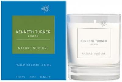Kenneth Turner Nature Nurture Candle in Glass