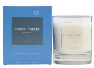Kenneth Turner Ocean Candle in Glass