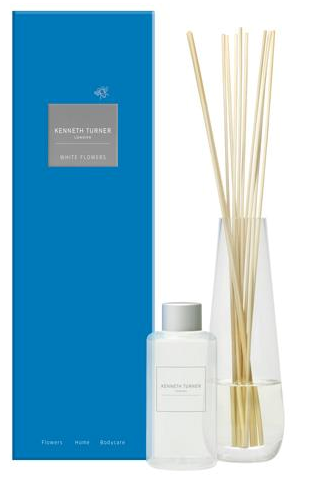 Kenneth Turner White Flowers Reed Diffuser
