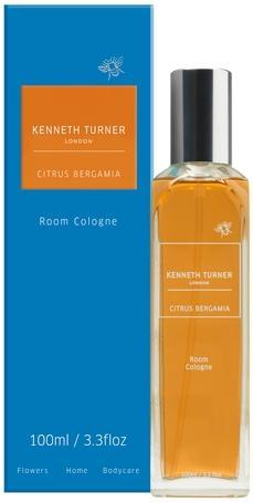 Kenneth Turner Citrus Bergamia Room Cologne