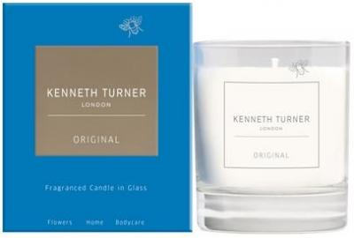 Kenneth Turner Original Candle