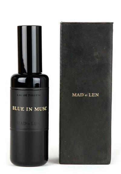 Mad et Len Blue in Musc