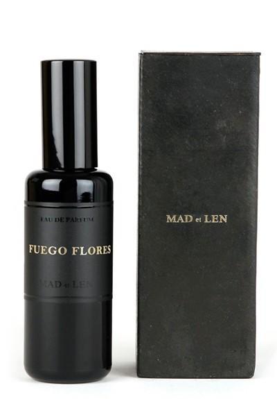 Mad et Len Fuego Flores