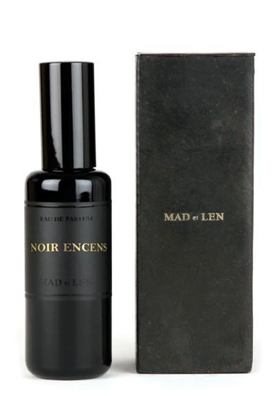 Mad et Len Noir Encens