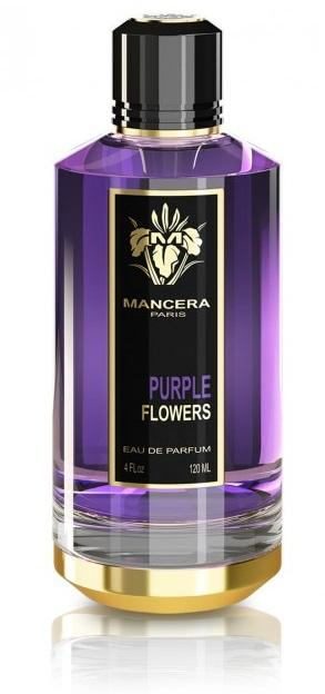 Mancera Purple Flowers