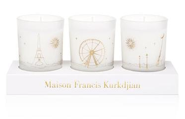 Maison Francis Kurkdjian Three Scented Candles Set