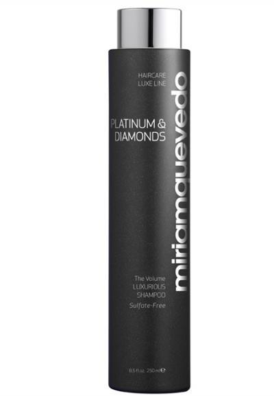 Miriam Quevedo Platinum & Diamonds Luxurious Shampoo