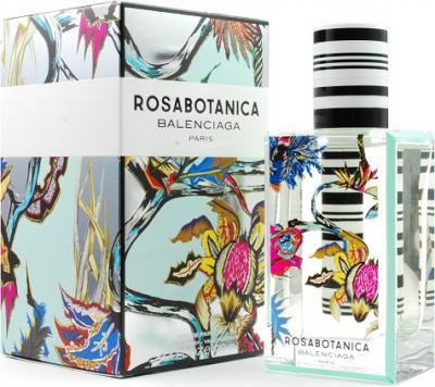 Rosabotanica perfume by Balenciaga