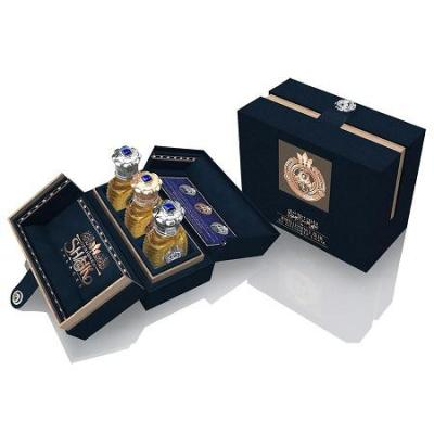 Shaik Travel Set for men - 3 fragrances