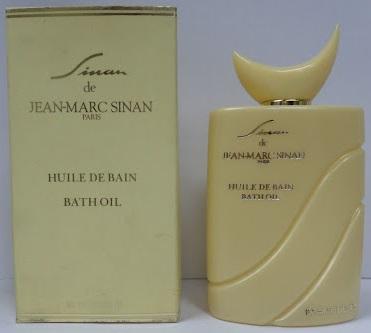 Jean-Marc Sinan Bath Oil