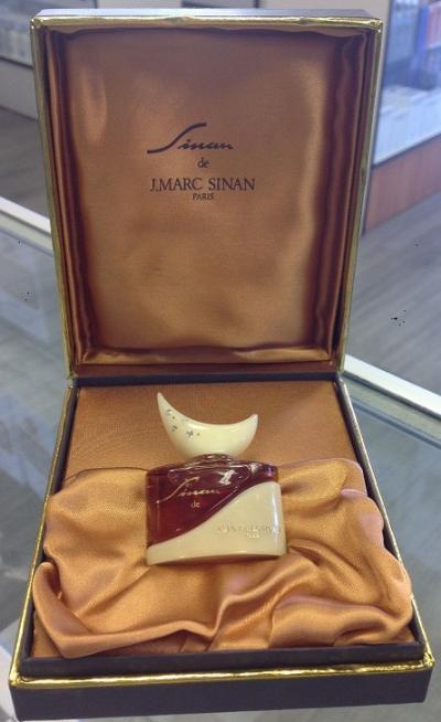 Sinan Perfume by Jean Marc Sinan