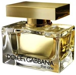The One Dolce & Gabbana Perfume