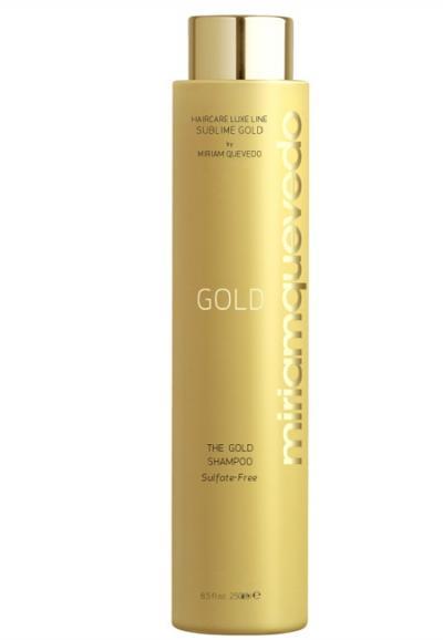 Miriam Quevedo The Gold Shampoo