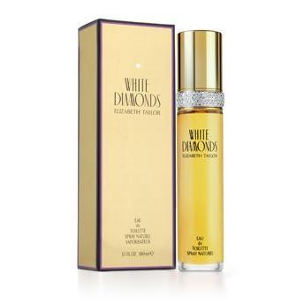 White Diamonds Perfume By Elizabeth Taylor