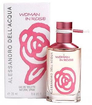 Woman In Rose by Alessandro Dell'Acqua perfume for women